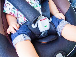 車に赤ちゃんを乗せるときに気をつけておきたいこと