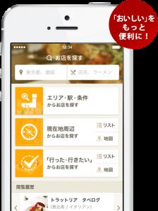 食べログの画像