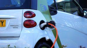 電気自動車の画像