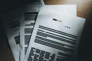 報告書の画像