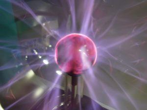 静電気の画像