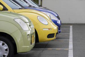 駐車の画像