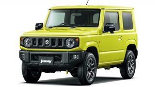 新型ジムニー発売!20年ぶり奇跡の新モデル!価格・燃費・性能を徹底解説