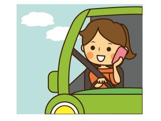 スマホ『ながら運転』の厳罰化!道交法改正で運転中操作は絶対NGに!